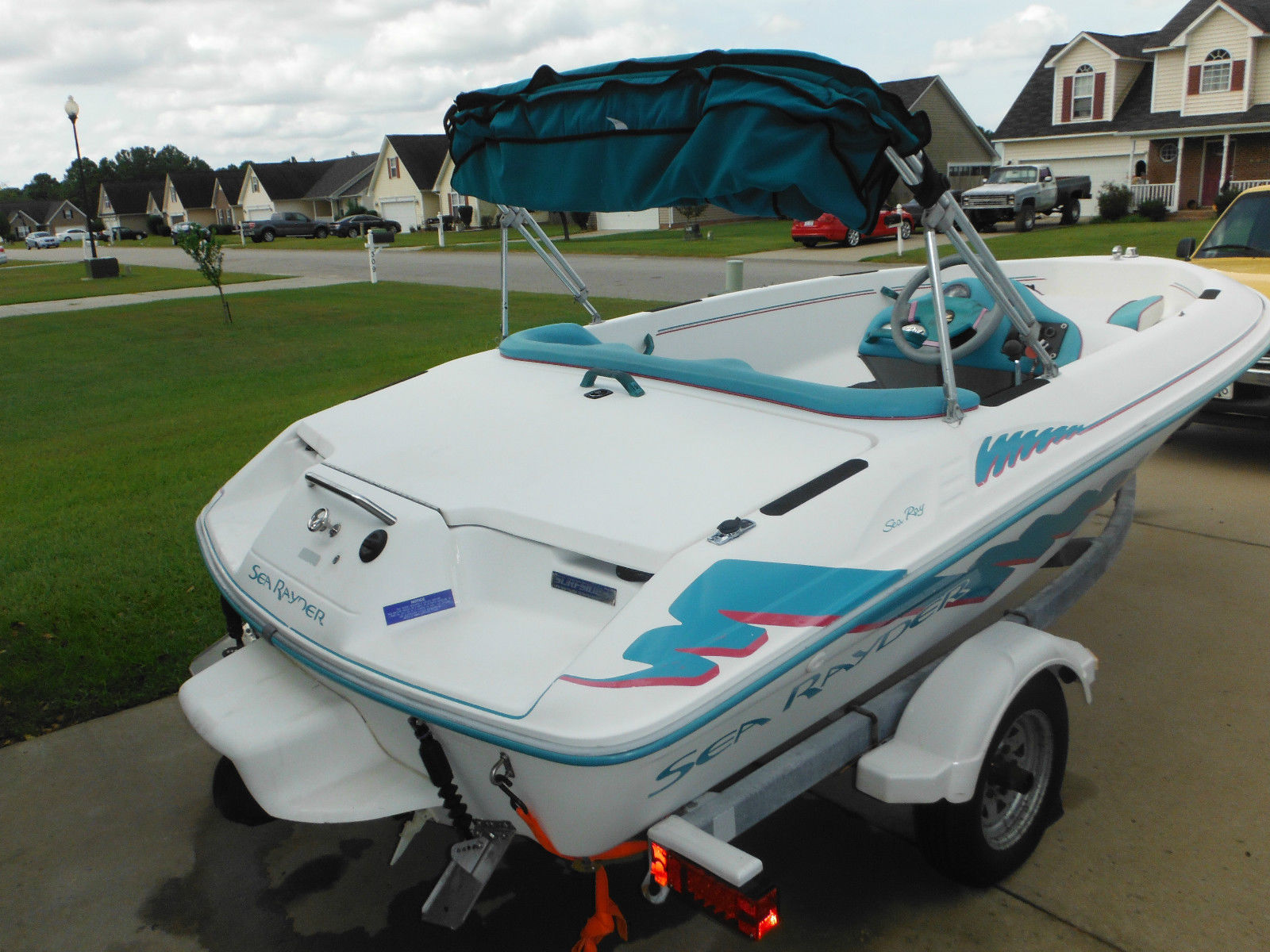 Sea-Rayder 1994 for sale for $4,350 - Boats-from-USA.com