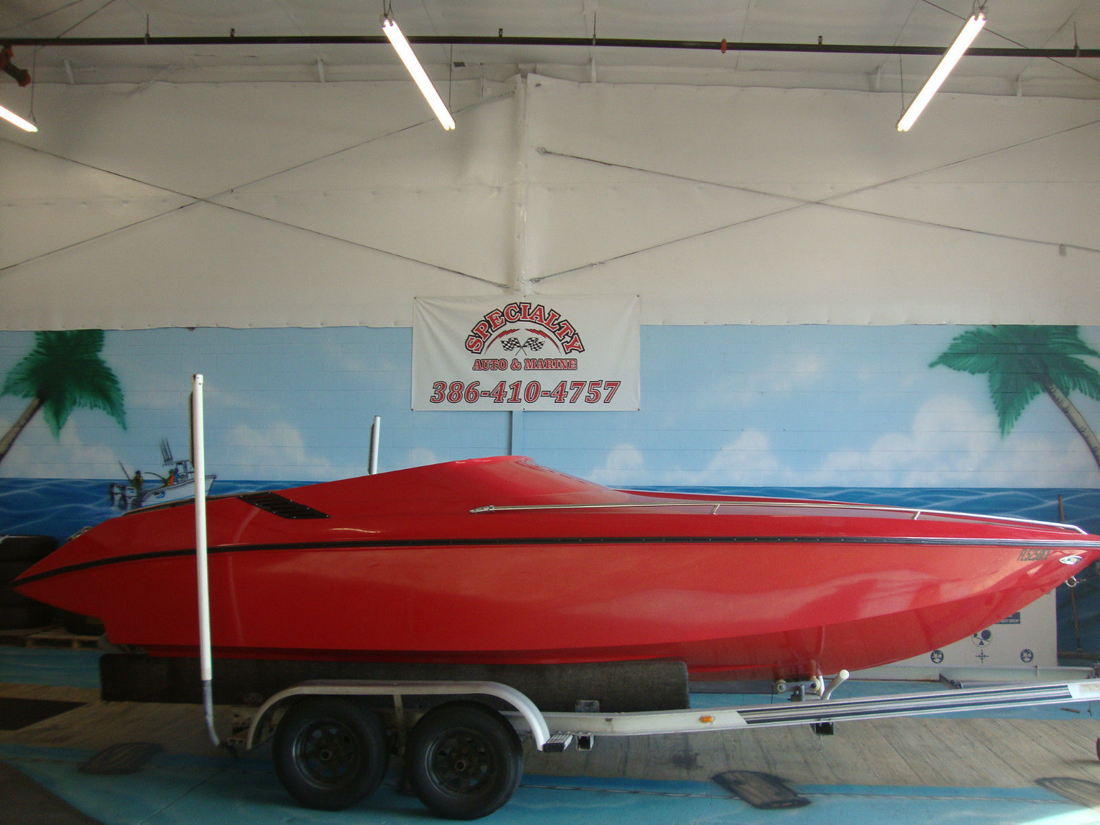 Chris Craft Stinger 202