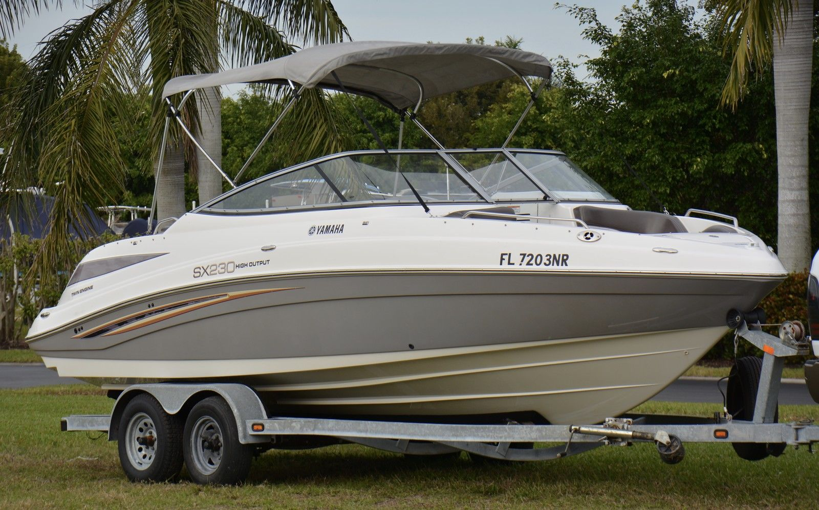 Yamaha SX230 2007 for sale for $19,995 - Boats-from-USA.com
