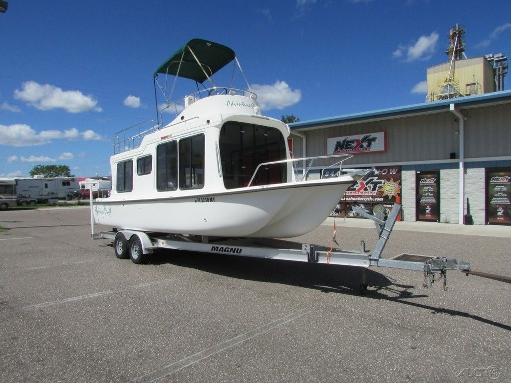 adventure craft ac2800 house boat 2005 for sale for