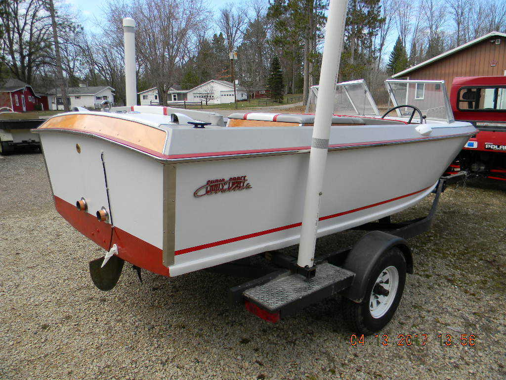 Chris Craft Cavalier Ski Boat 1963 For Sale For  1 000