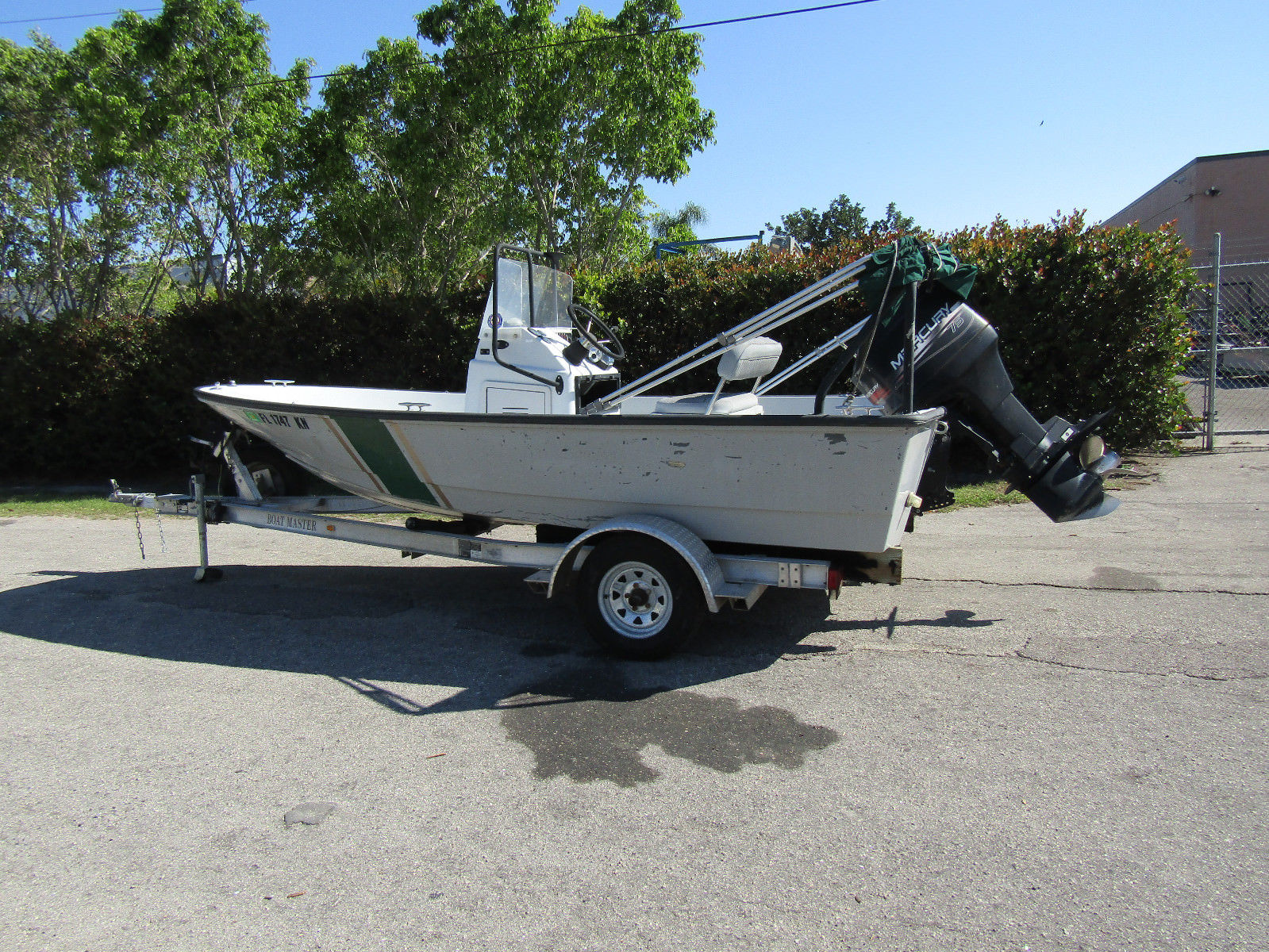 Boston Whaler Guardian 15'