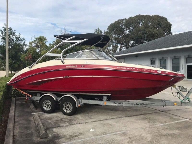 Yamaha 242 Limited S 2014 For Sale For 1000 Boats From