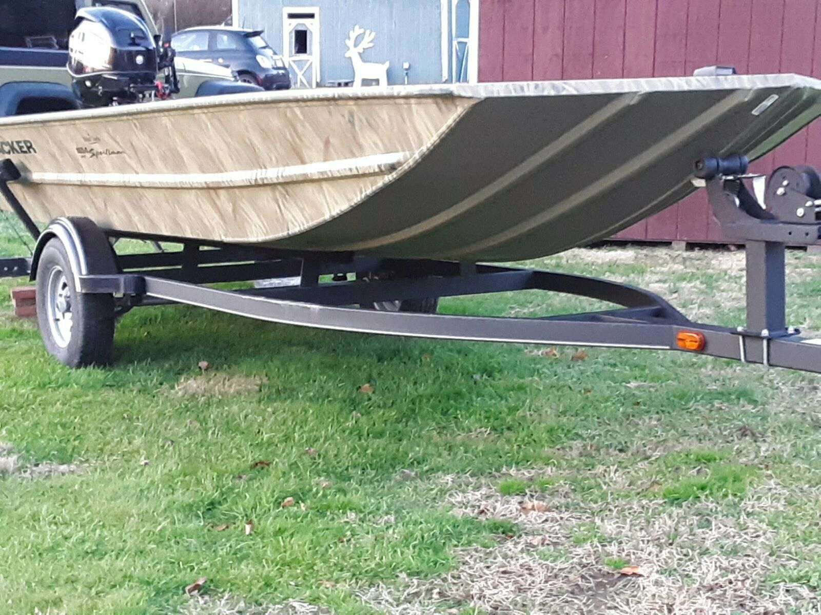 1654 Grizzly JON Boat Grizzly Jon Boat 2018 for sale for $7,500