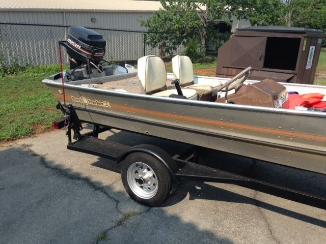 Bass Tracker 1984 For Sale For 2 800 Boats From Usa Com