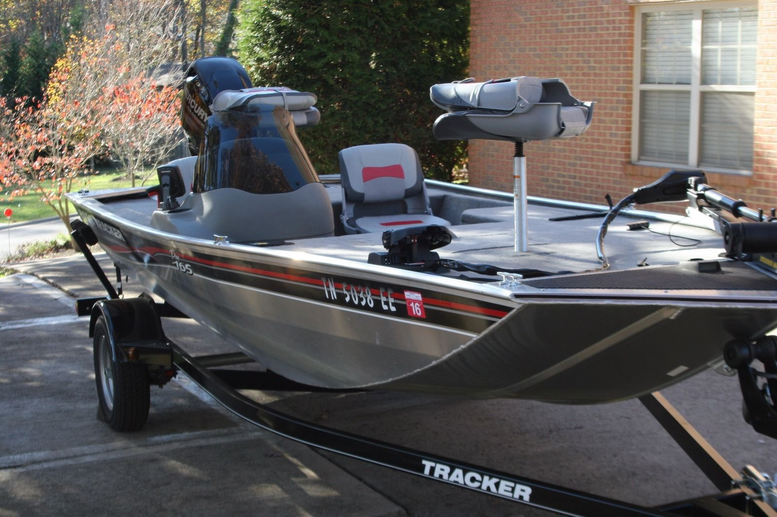 Bass Tracker 2013 for sale for $11,500 - Boats-from-USA.com