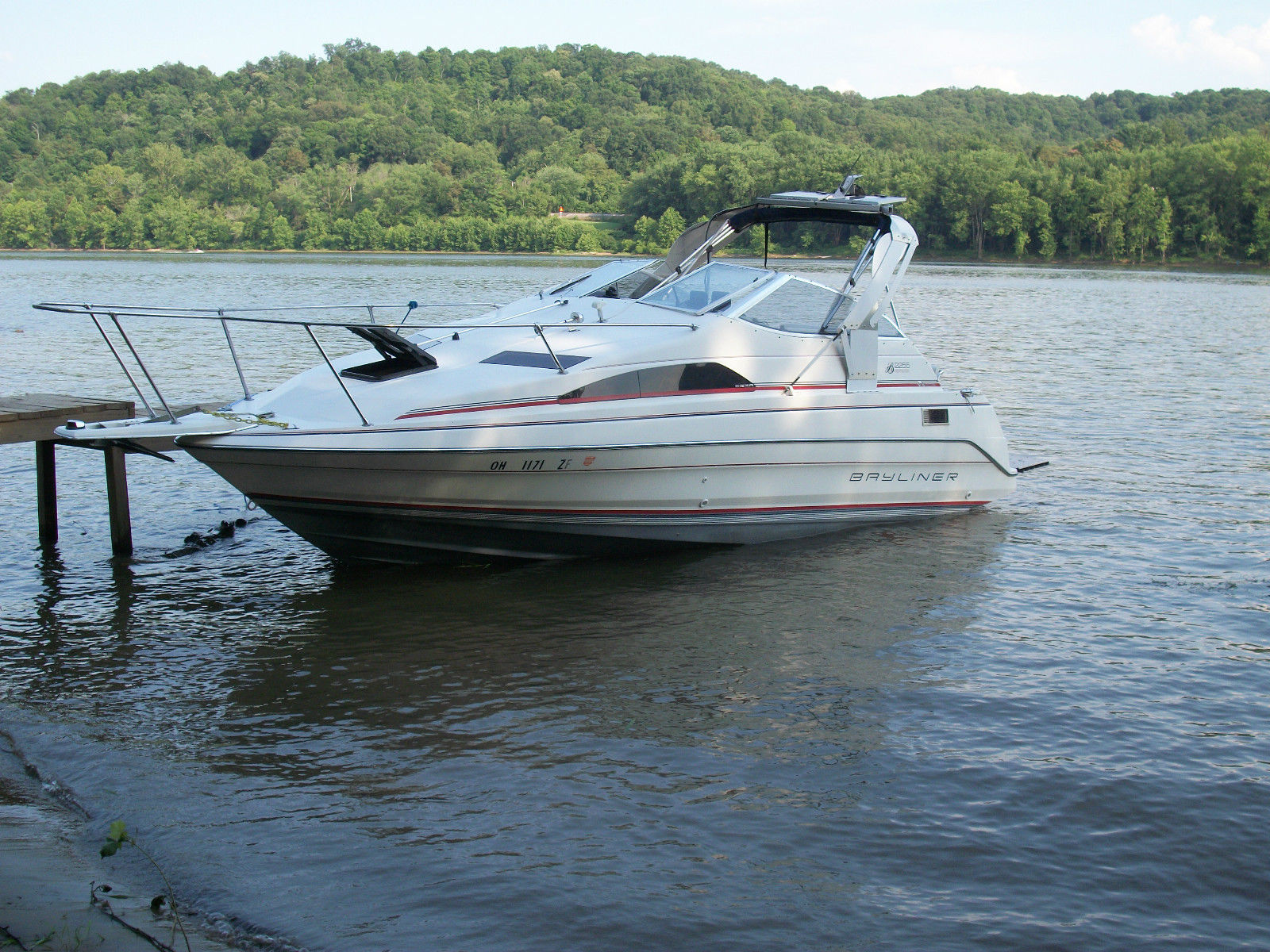 Bayliner Cabin Cruiser 1990 For Sale For 5 500 Boats
