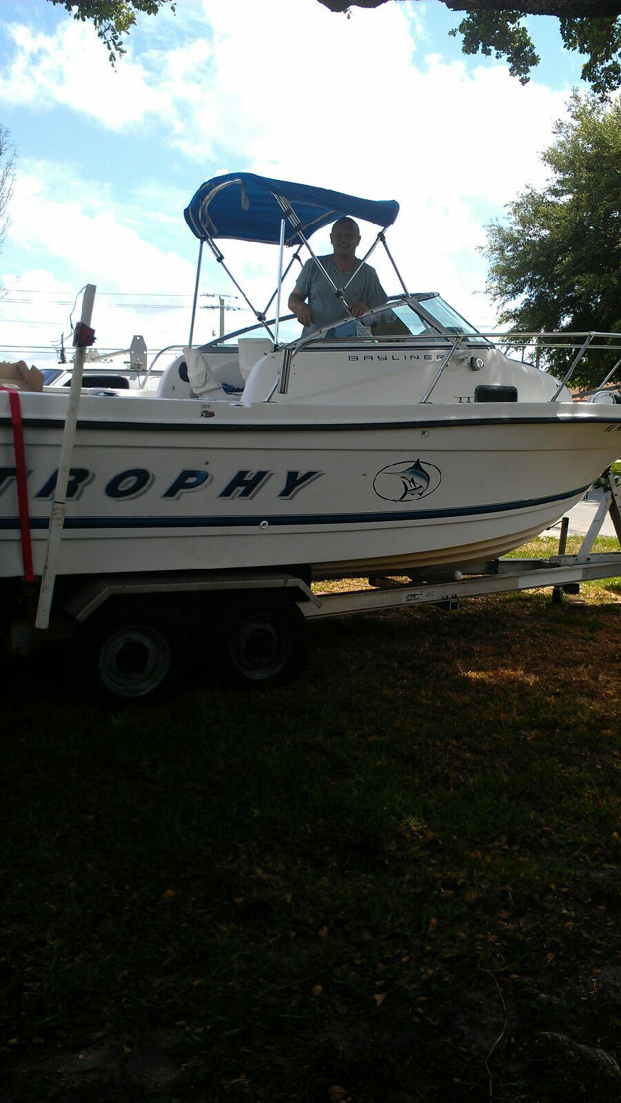Bayliner Trophy 2052 1999