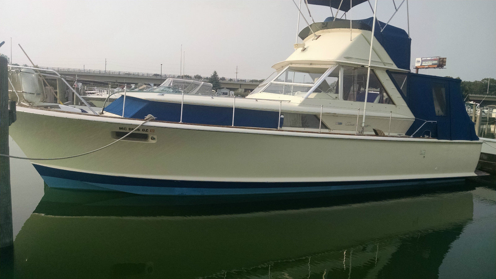 chris craft commander chris craft commander 1968 for for 29 000 boats 1286