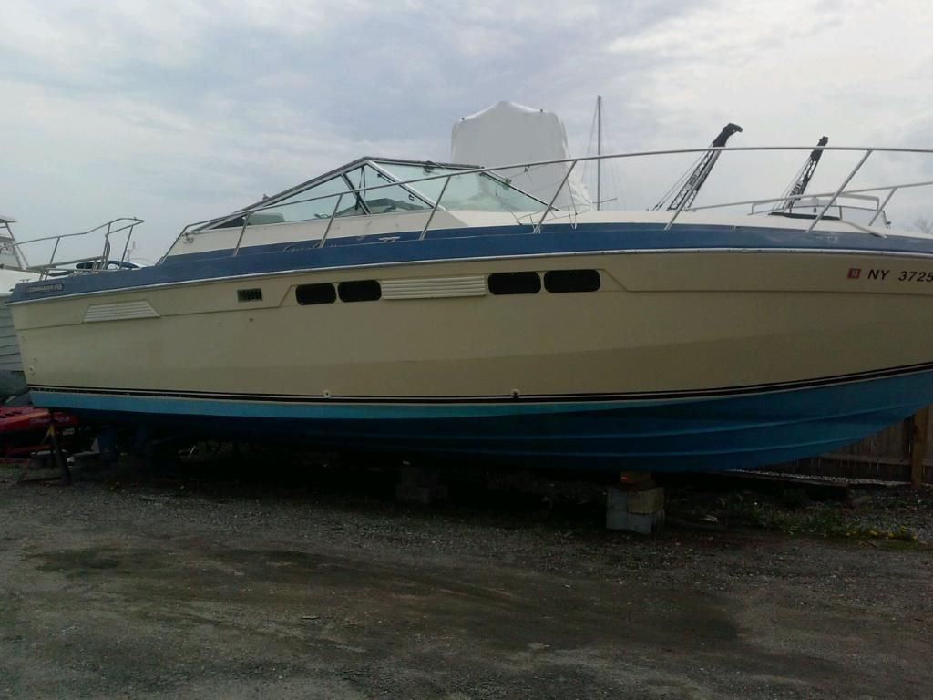 chris craft commander chris craft commander 36 1983 for for 4 999 boats 1286