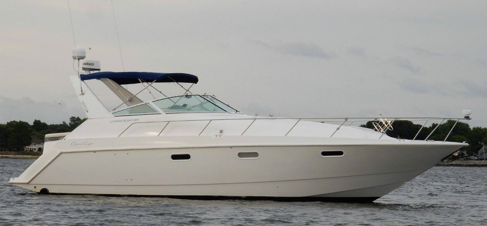 Chris Craft Continental 380