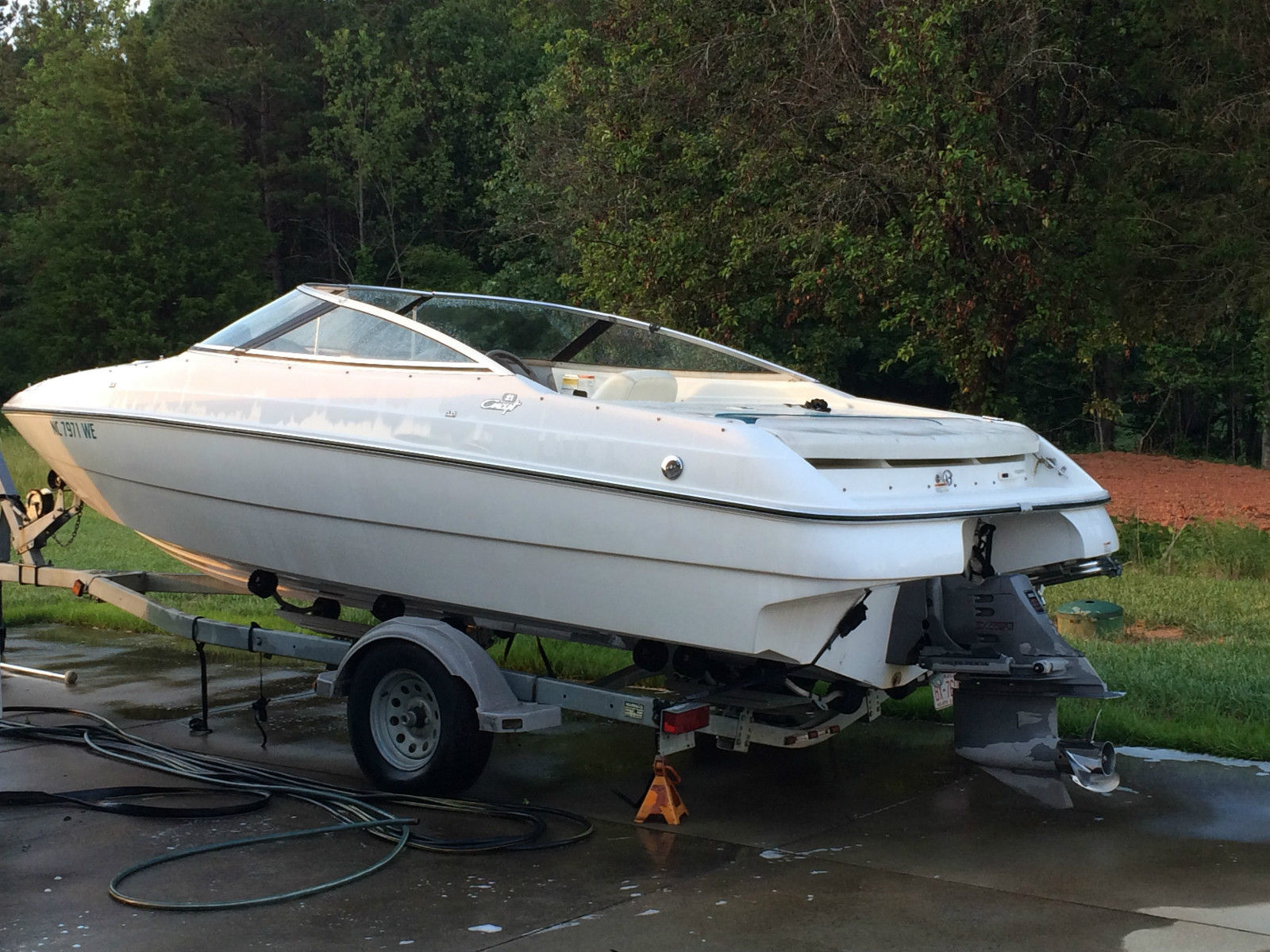 Chris Craft  Bowrider