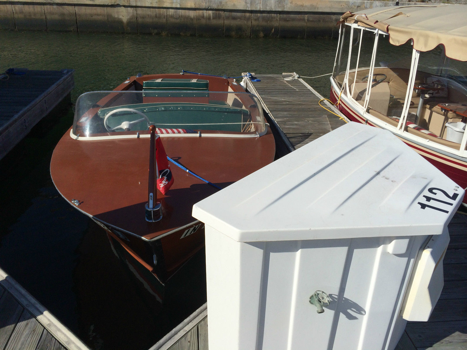 Chris Craft Runabout 1959 For Sale For  7 950