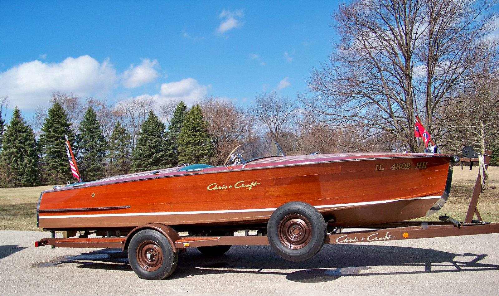 Chris Craft Museum