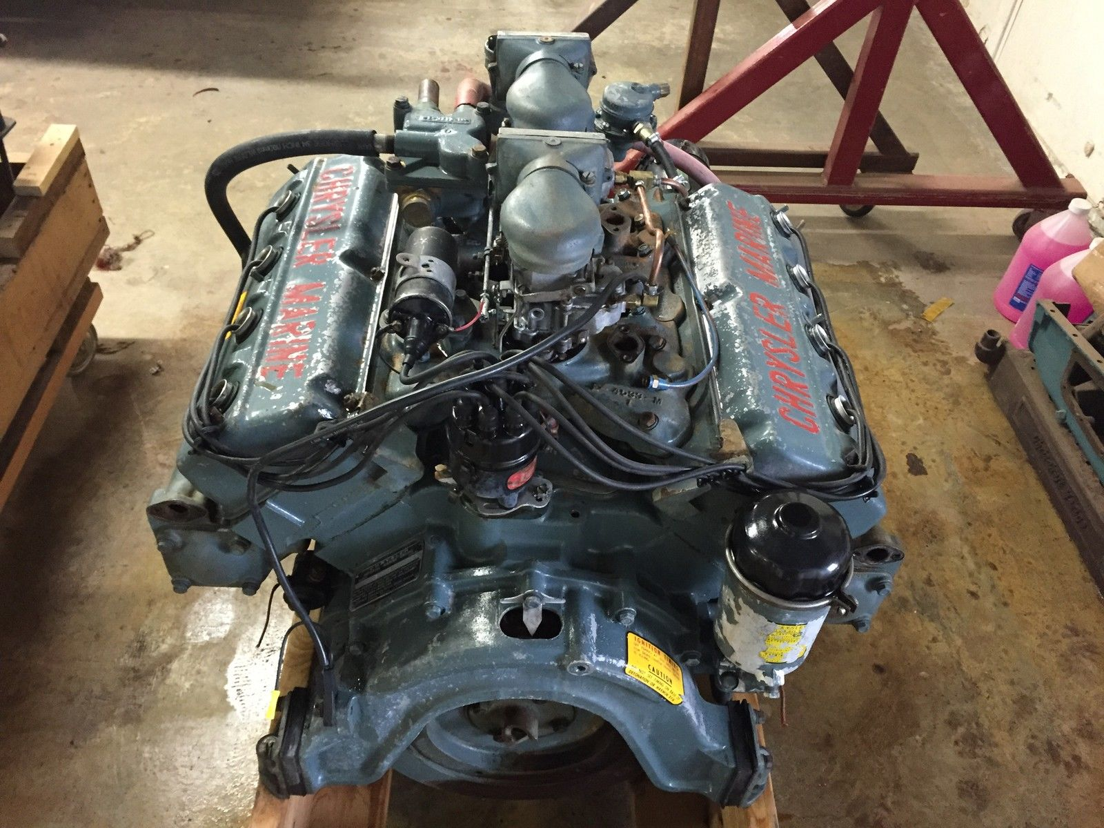 331 Hemi Marine Engine 200 Hp 1956 For Sale For 4 000