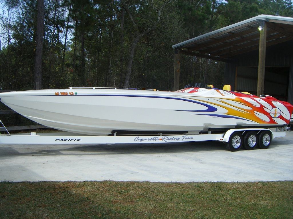 Fountain Boats For Sale >> Cigarette 36 Gladiator 2002 for sale for $95,000 - Boats-from-USA.com