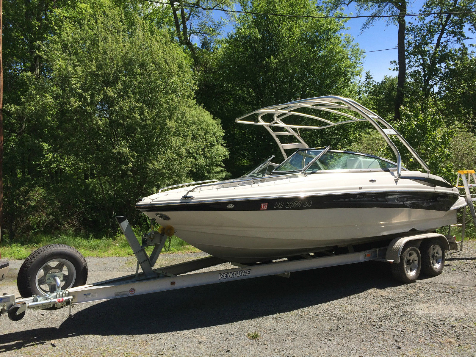 Crownline 220 Ls With Razor Package 2007 For Sale For
