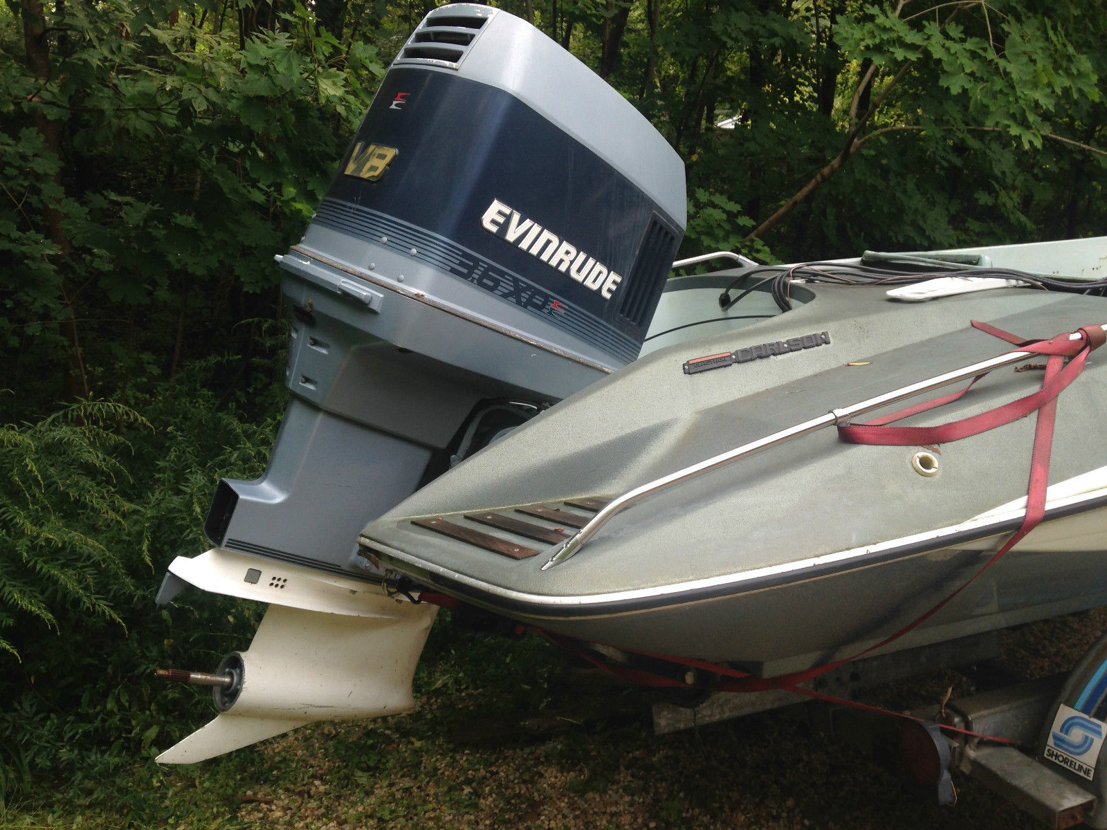 Glastron Cvx 20 For Sale >> Glastron Cvx-20 boat for sale from USA