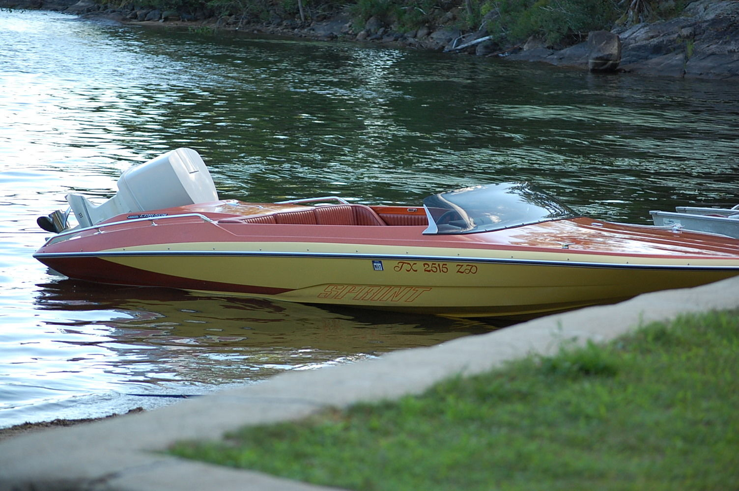 Glastron Carlson Cvx 20 Sprint Boat For Sale From Usa