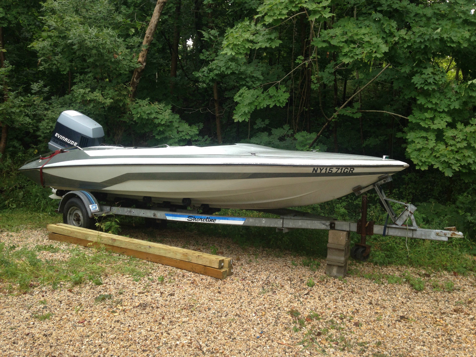Glastron Cvx 20 For Sale >> Glastron Cvx20 1984 for sale for $3,900 - Boats-from-USA.com