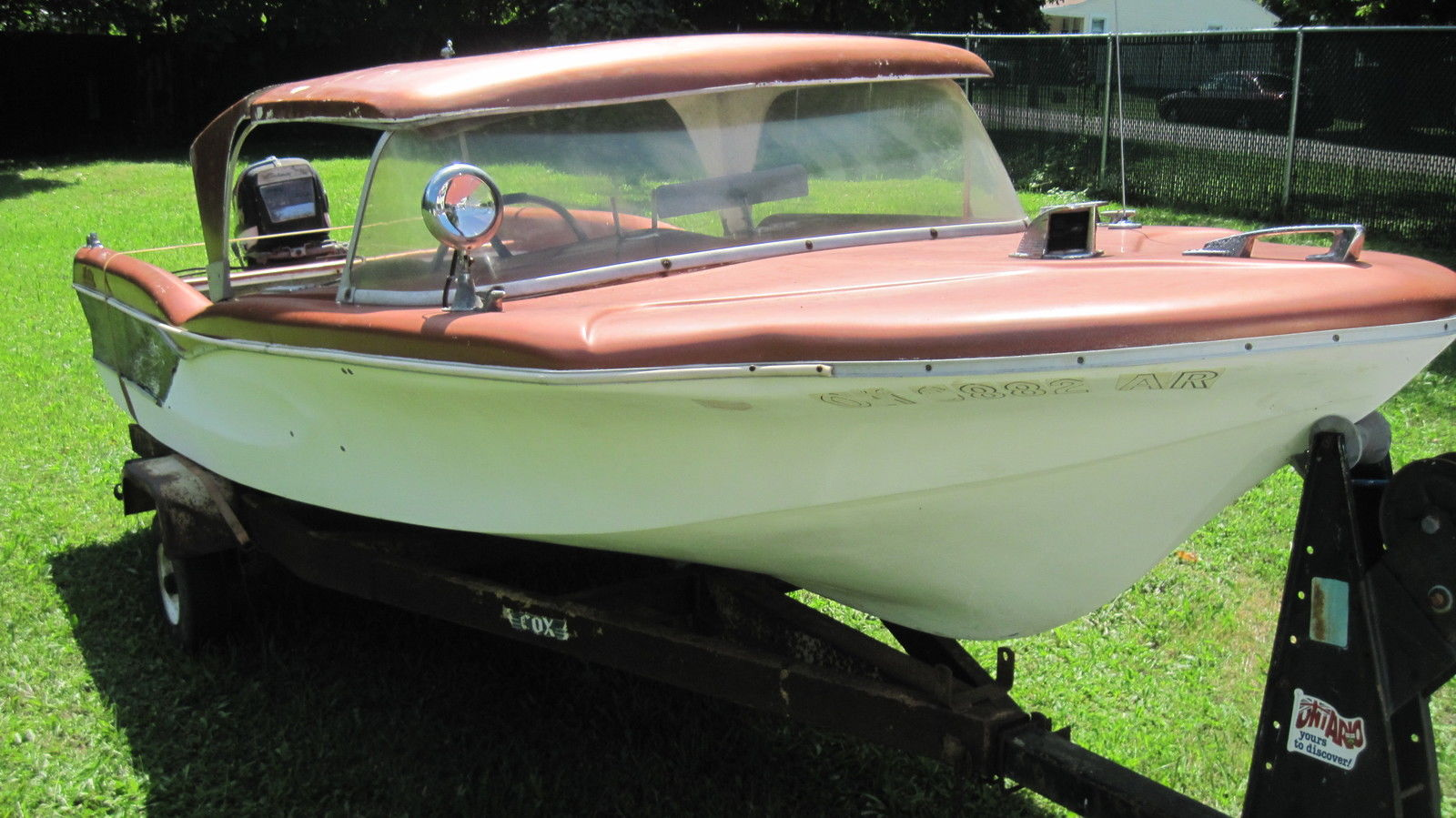 Glastron FIREFLITE boat for sale from USA