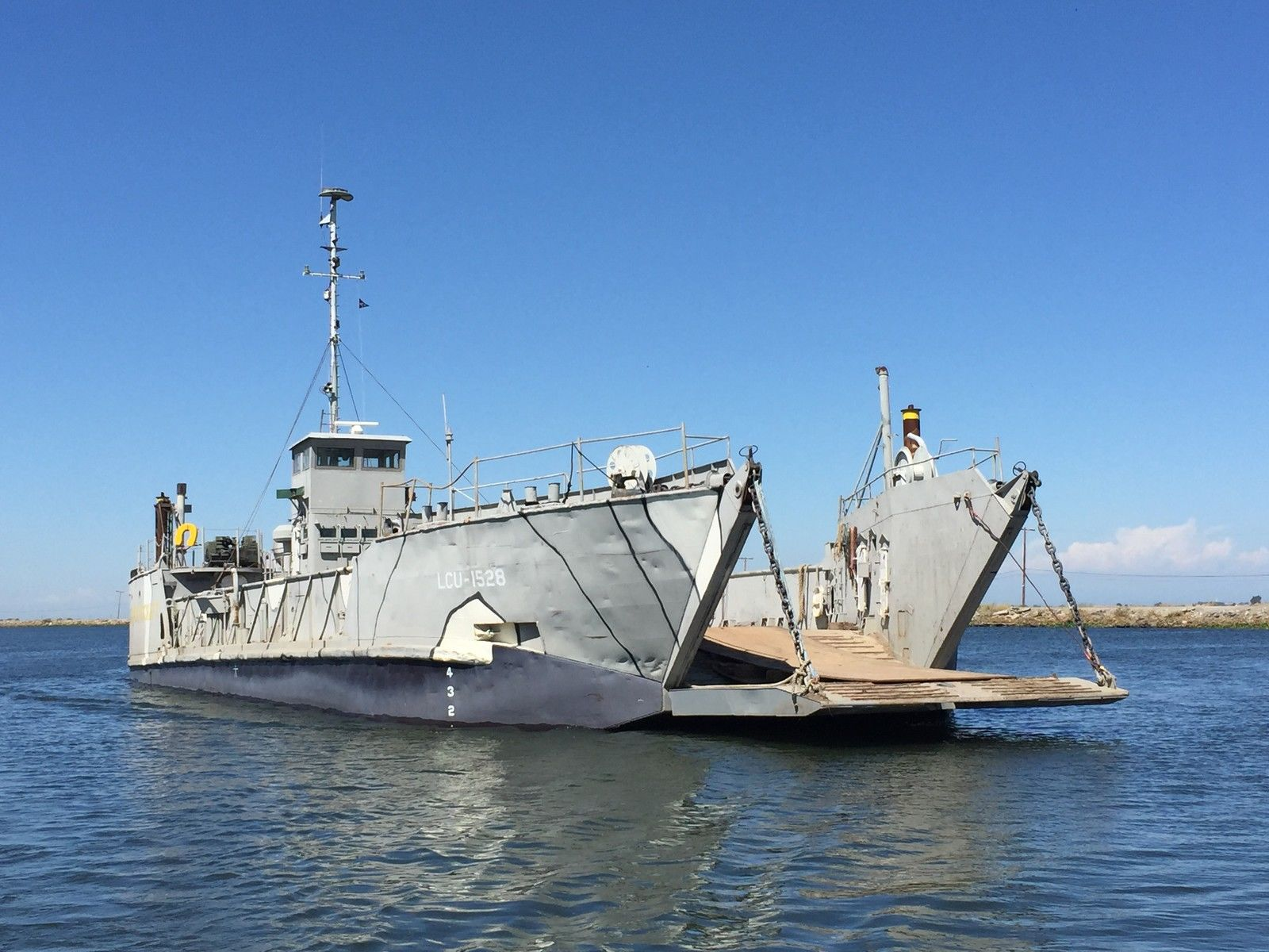 Landing Craft Type Boats For Sale