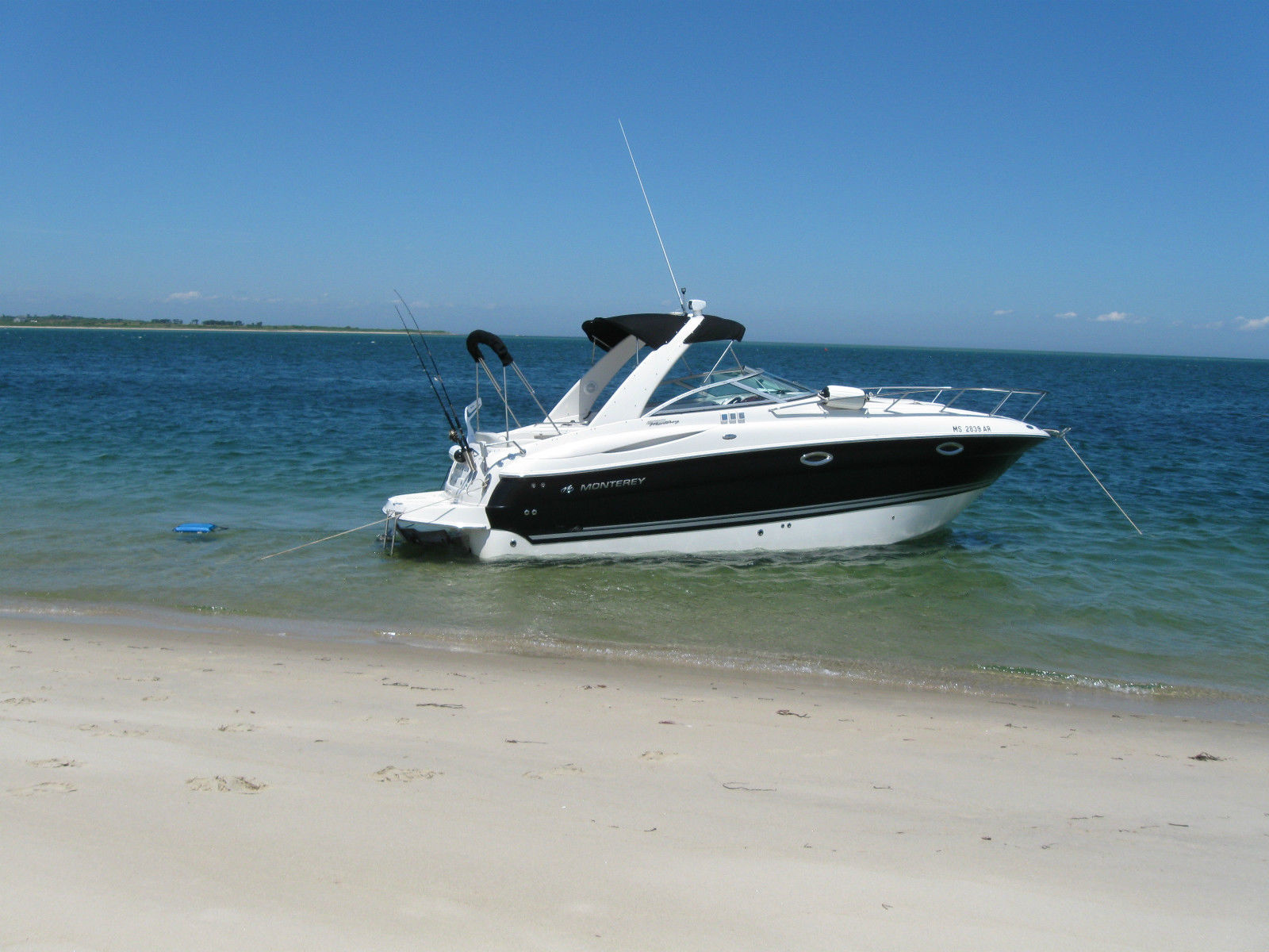 Monterey 270 Cruiser 2005 for sale for $42,900 - Boats ...