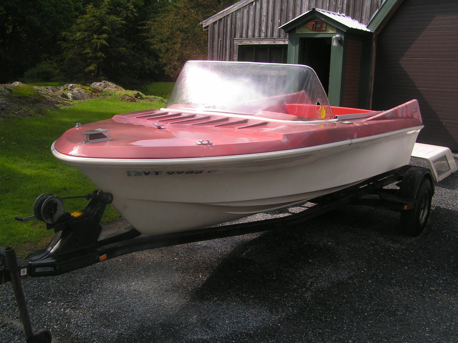 how to make a fiberglass hardtop for a boat