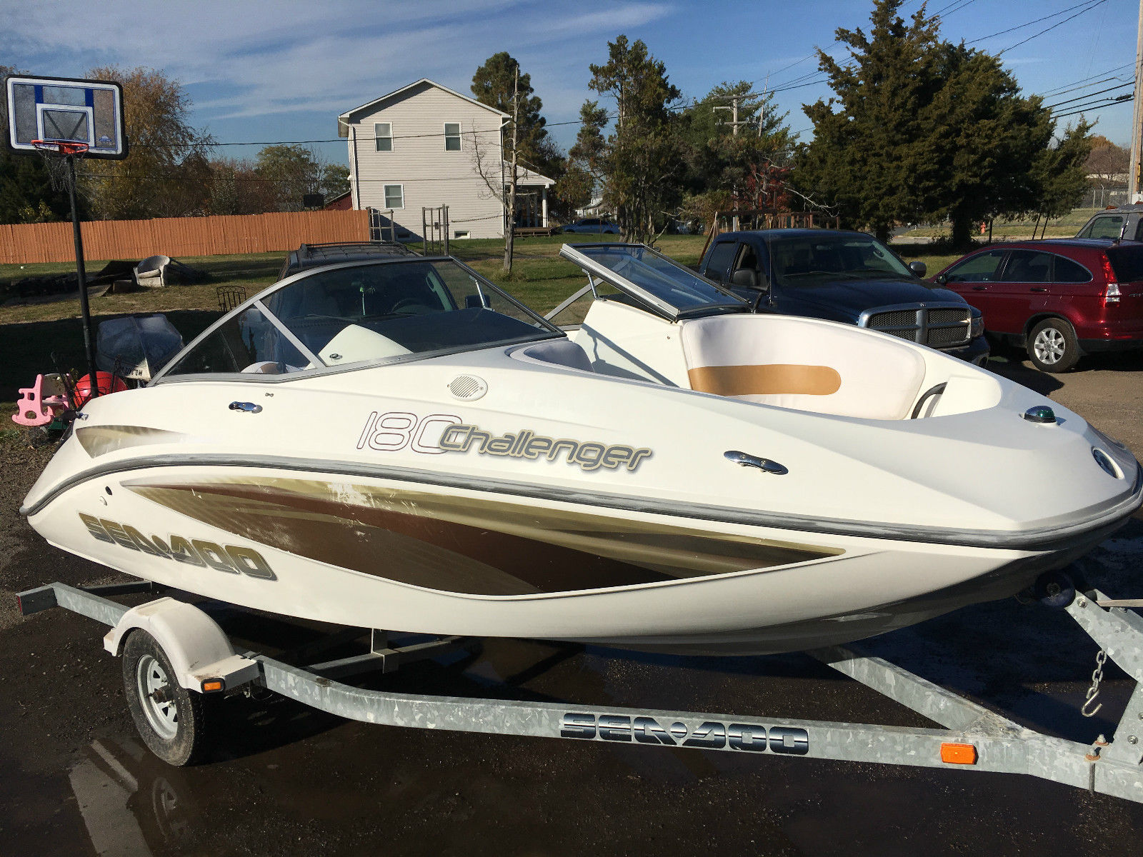 Sea Doo Challenger 180 2007 For Sale For 9 500 Boats