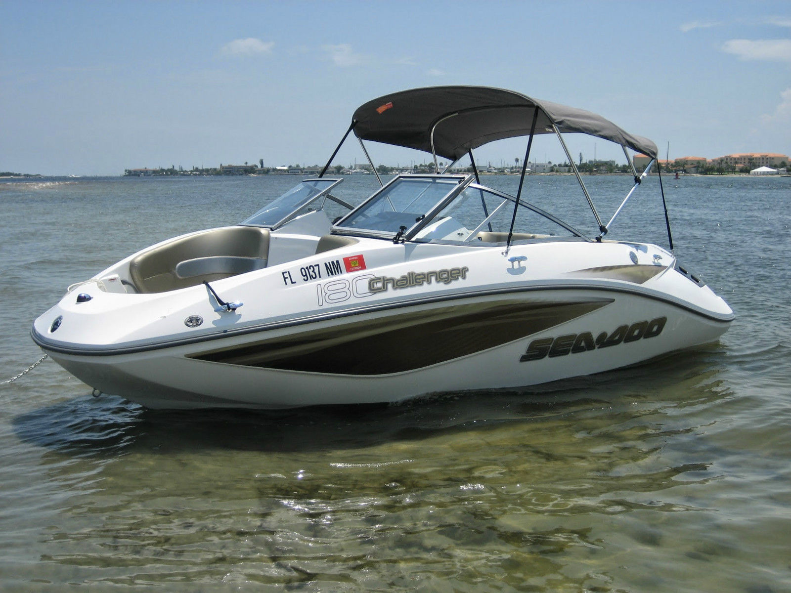 Sea Doo Challenger 180 Se 2007 For Sale For 15 000