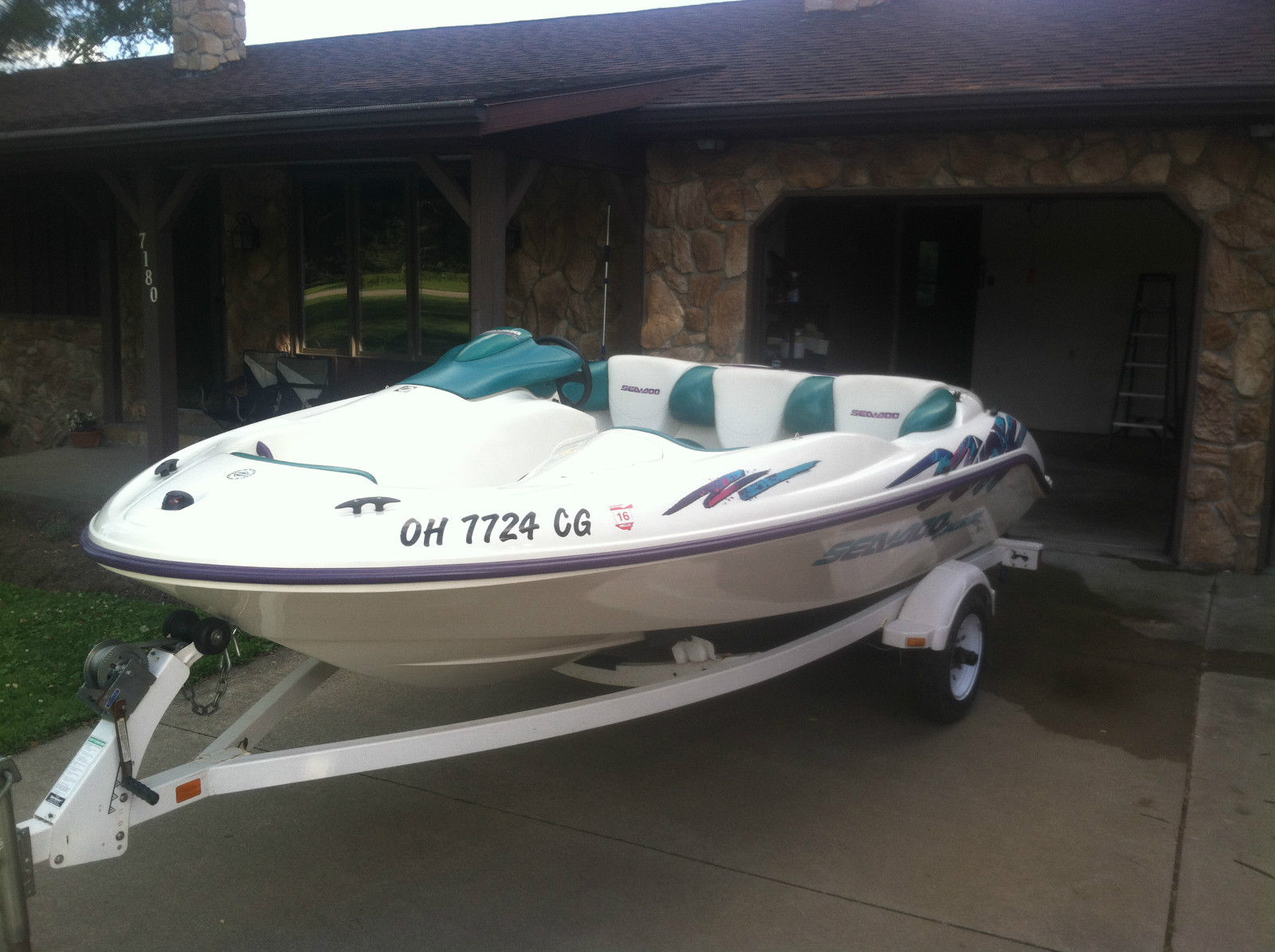 1997 sea doo Challenger wont Rev