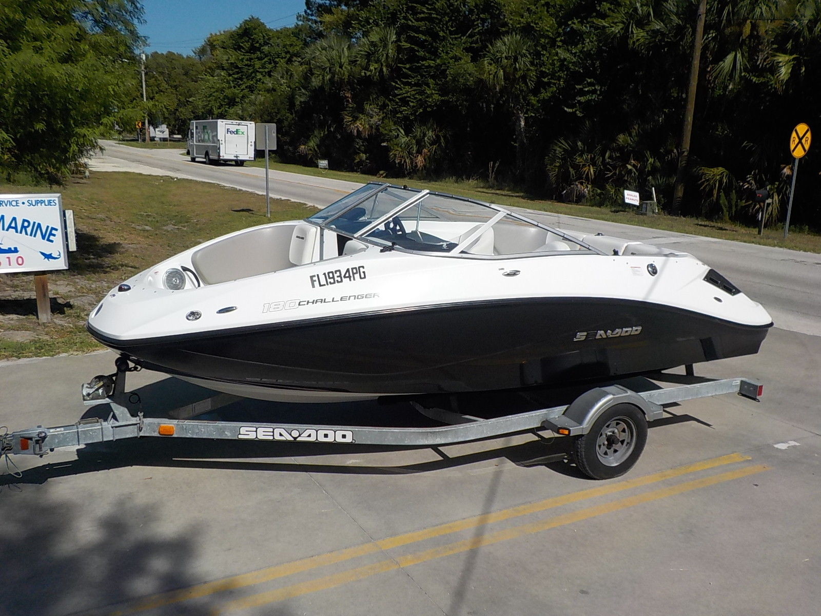 Fountain Boats For Sale >> Sea Doo Challenger 180 2012 for sale for $18,888 - Boats-from-USA.com