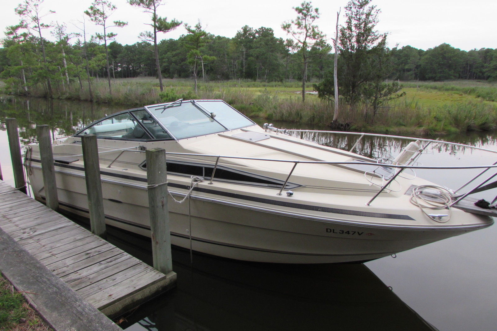 Sea Ray Cabin Cruiser 1986 For Sale For 7 500 Boats