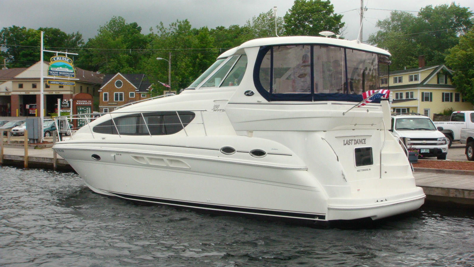 Sea Ray 390 Motor Yacht 2004 For Sale For 179 900 Boats