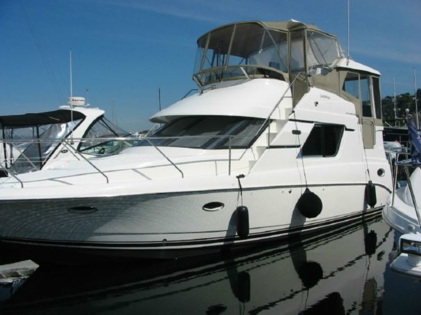 Fountain Boats For Sale >> Silverton 352 Motor Yacht 1997 for sale for $71,500 - Boats-from-USA.com