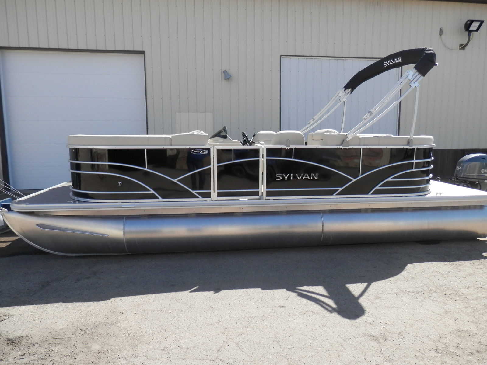 Sylvan 822 lz 2016 for sale for 19 999 boats from for Syvlan