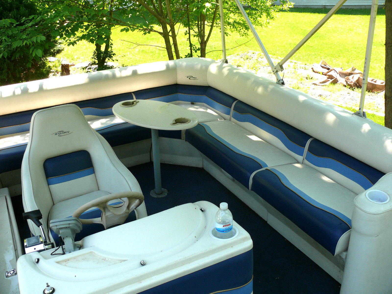 Sylvan elite 2000 for sale for 6 500 boats from for Syvlan