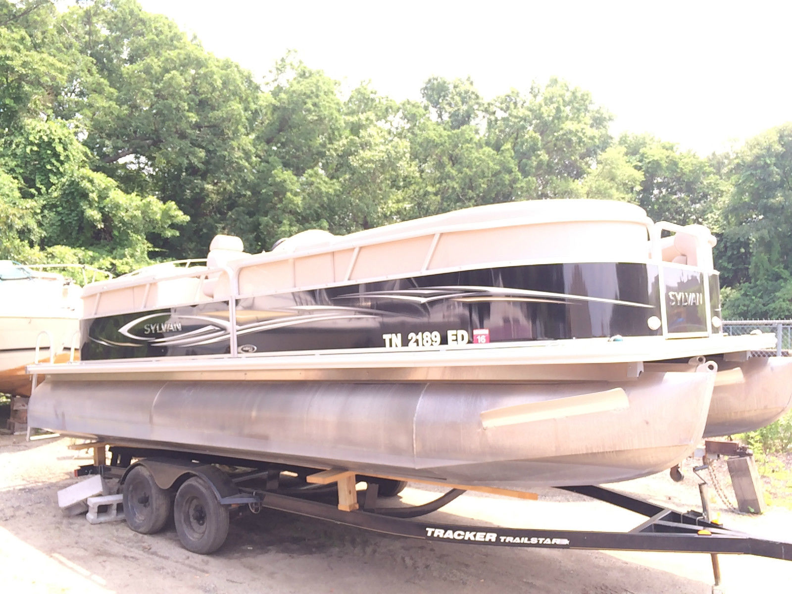 Sylvan mirage 8522 lz 2012 for sale for 325 boats from for Syvlan