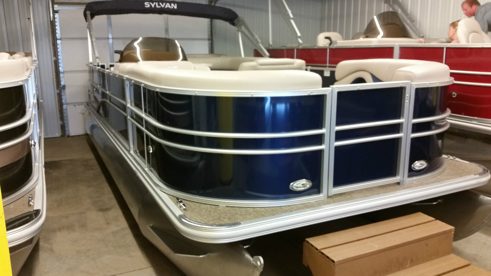 Sylvan mirage 2015 for sale for 15 990 boats from for Syvlan