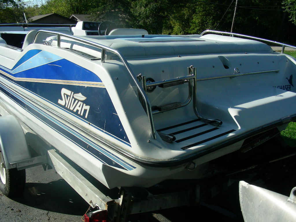 Sylvan 1993 for sale for 5 boats from for Syvlan