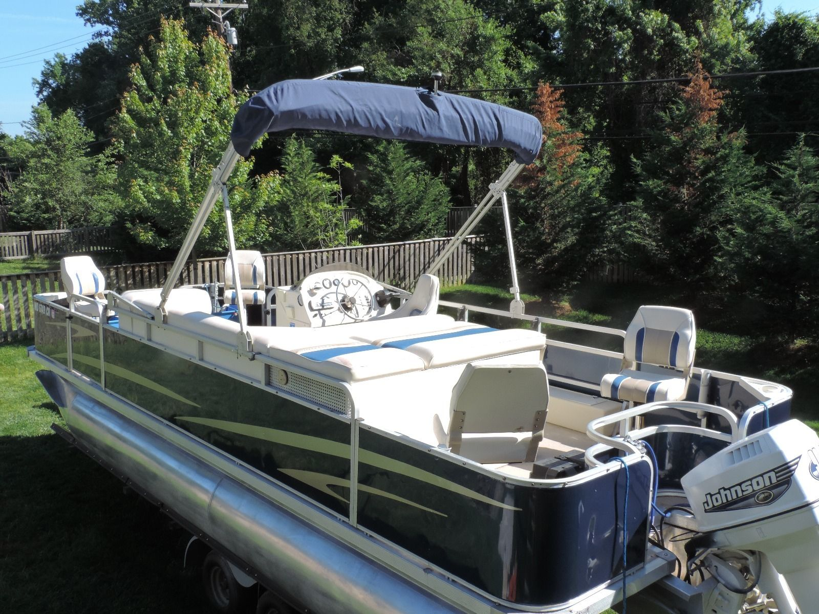 Sylvan 22 39 angler fish cruise 2000 for sale for 9 500 for Syvlan
