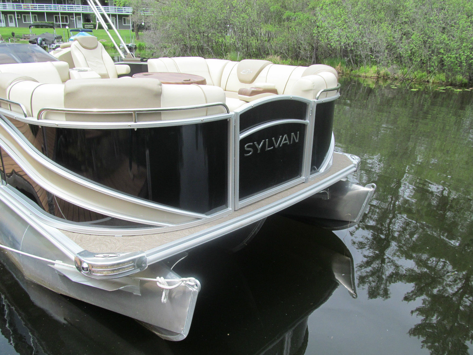 Sylvan signature 3 2014 for sale for 46 000 boats from for Syvlan
