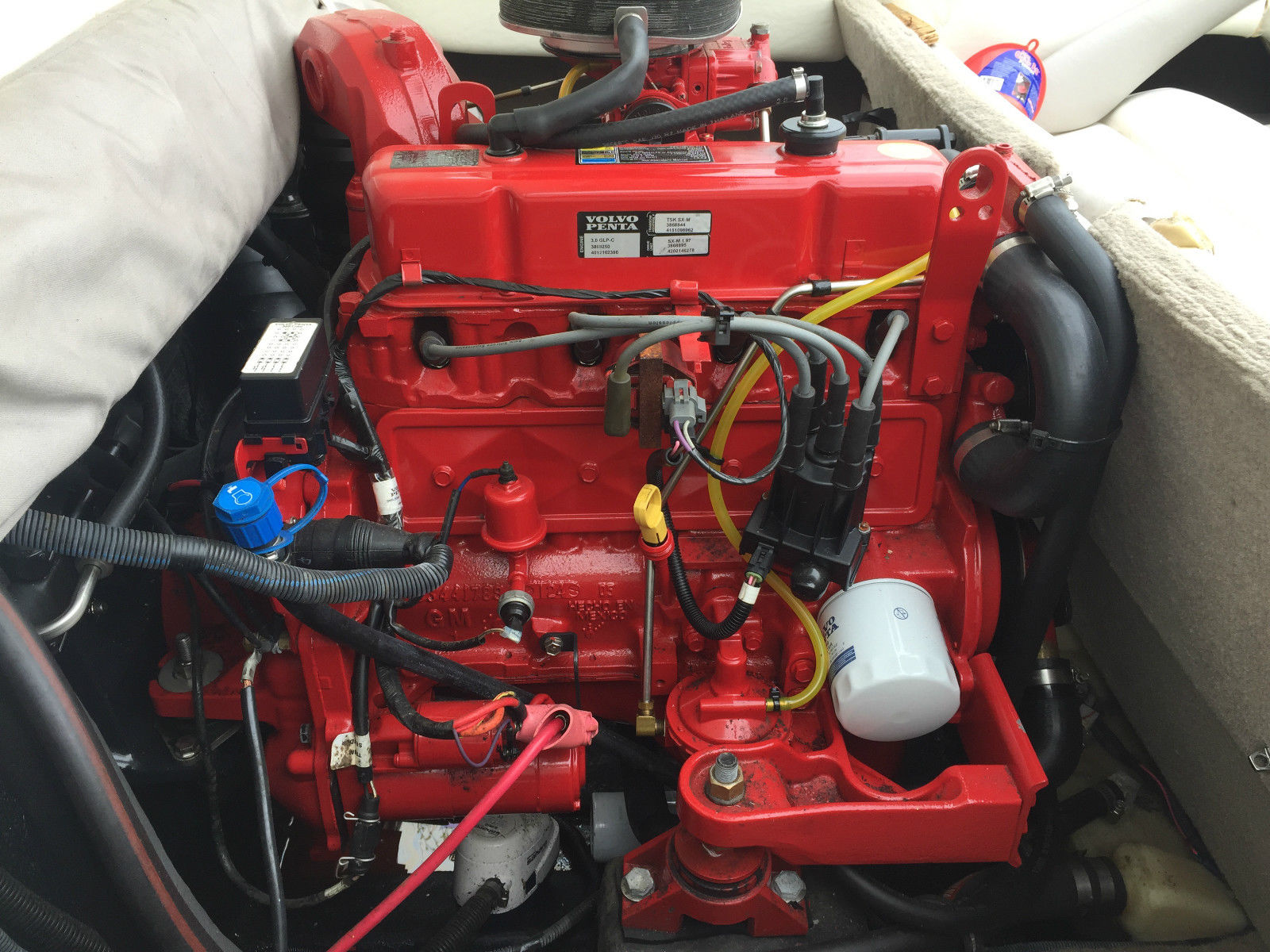 volvo penta 3 0 gl sxm 2005 for sale for 4 500 boats