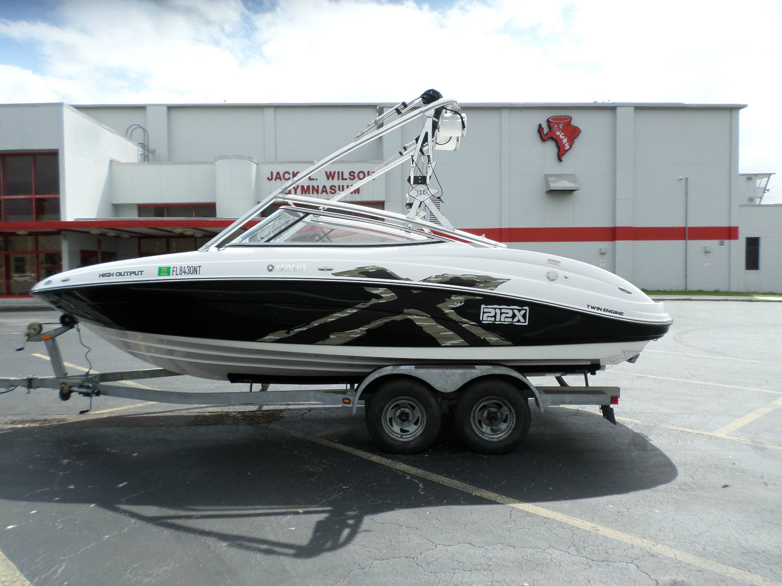 08 Yamaha 212X Wakeboard Boat Excellent Shape 2008 for sale for ...