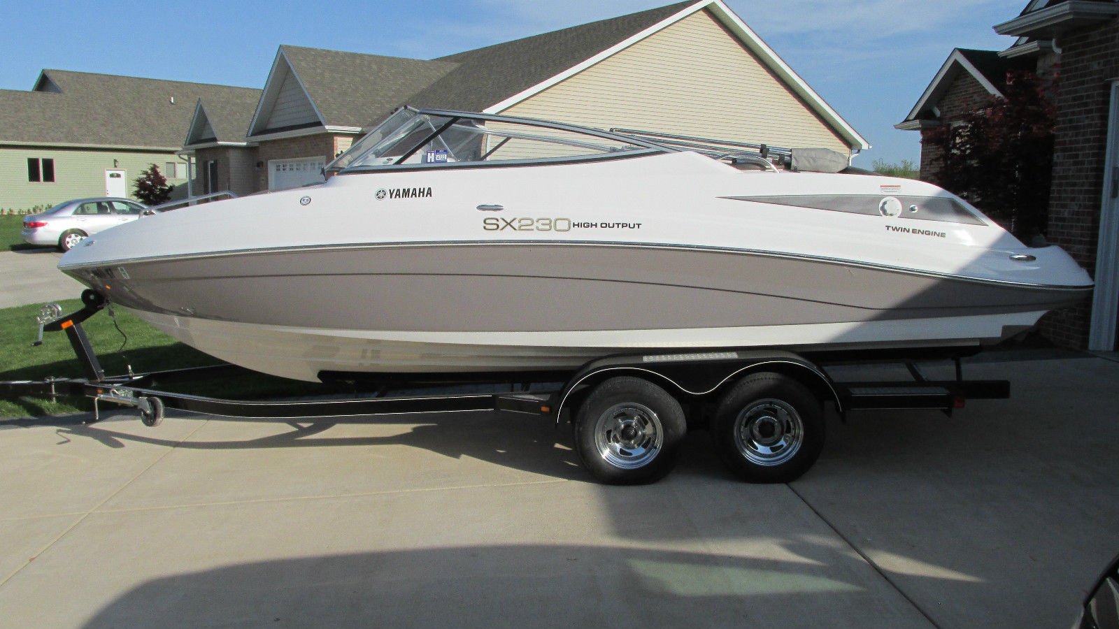 Yamaha SX 230 H.O. 2007 for sale for $27,000 - Boats-from-USA.com