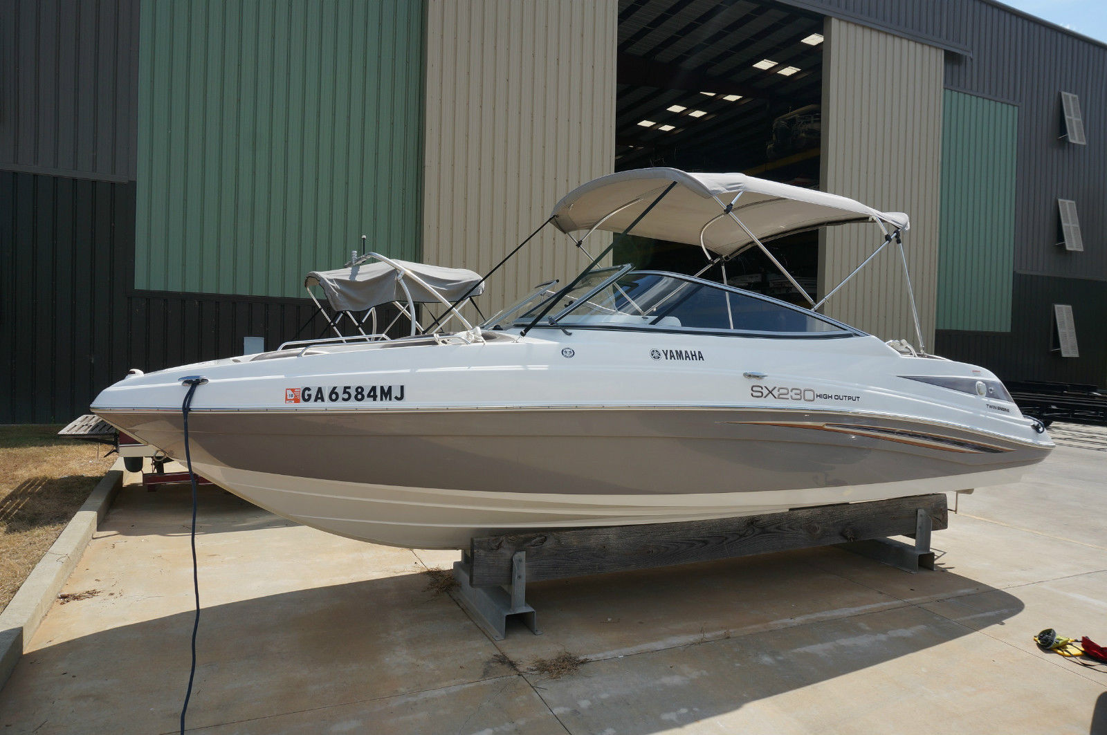 Yamaha SX230 2007 for sale for $22,500 - Boats-from-USA.com