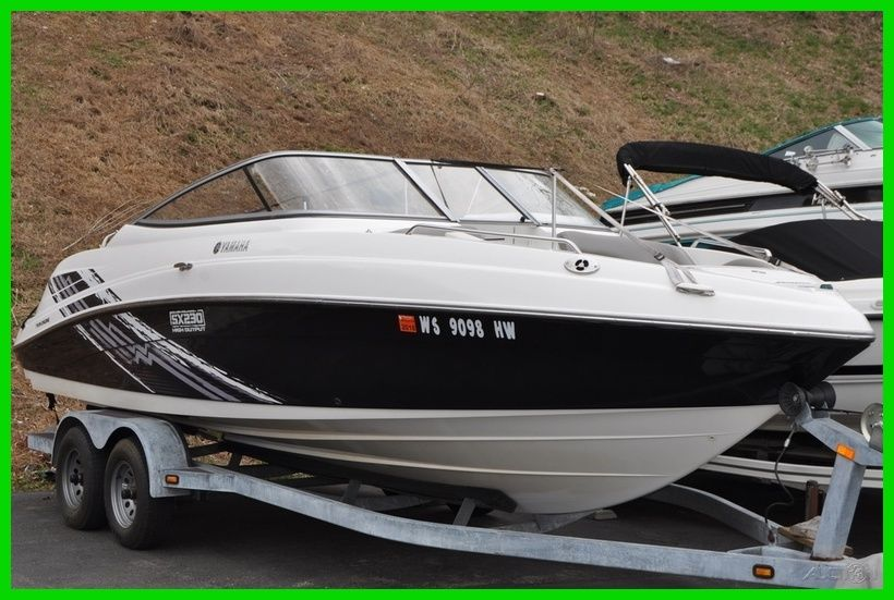 Yamaha sx230 2008 for sale for 23 999 boats from for Yamaha dealers minnesota