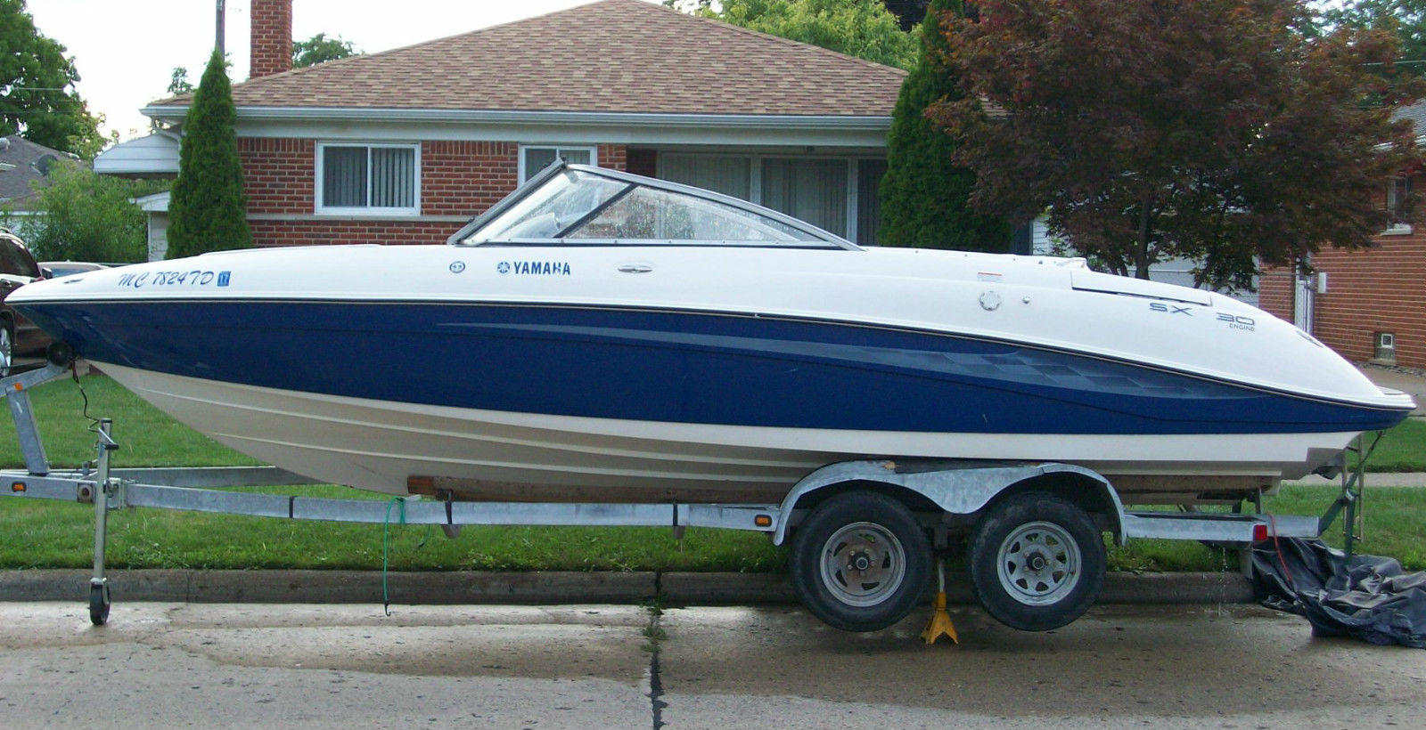 Used Yamaha Jet Boats For Sale In Michigan