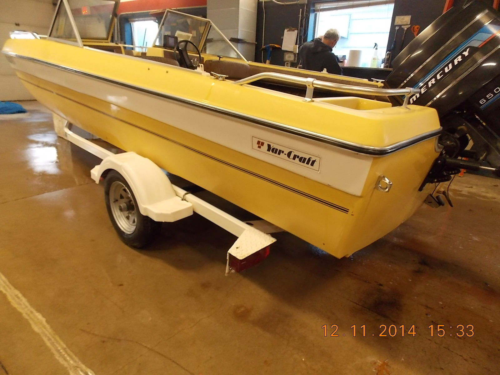 Yar Craft Boats For Sale Canada