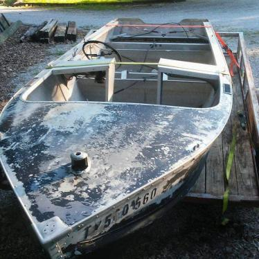 Aluminum Runabout 1950 For Sale 300